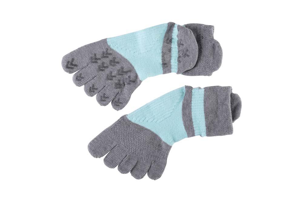 健將五趾襪(灰)